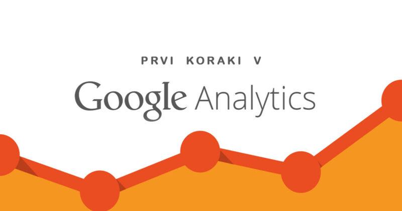 Google Analytics za spletne trgovine